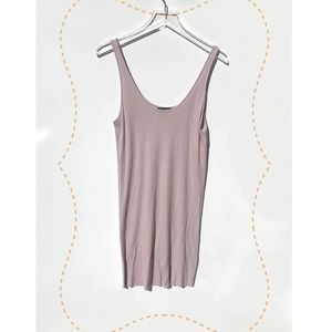 Rag and Bone long sleeveless rose top